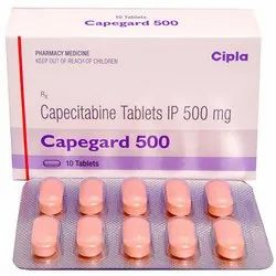 500 mg Capecitabine Tablet