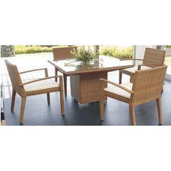 Aluminum Wicker Furniture