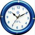 Round Corporate Wall Clock