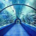 Tunnel Fish Aquarium