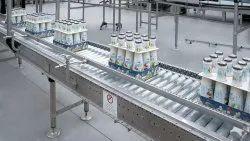Food Cooling Spiral Conveyor