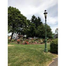 Park Lamp Pole