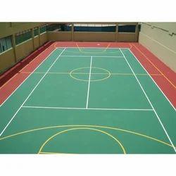 Tennis,Badminton Matte Sports Flooring