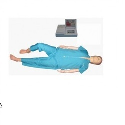 Advanced CPR Training Manikin with Monitor&Printer ZXCPR3000