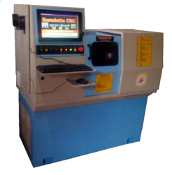 Light Duty CNC Lathe Machine