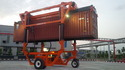 Straddle Carrier Truck