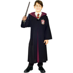 Gown Polyester Harry Potter Costume, For Occasion