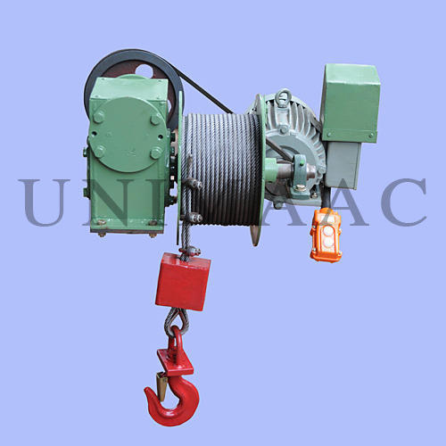 Industrial Winch Electric Winch Manufacturer From Coimbatore