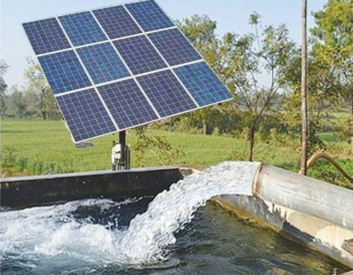 Image result for solar pump