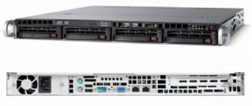 Cisco Connected Safety and Security UCS Server