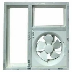 UPVC Ventilator With Fan