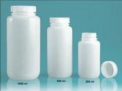 Plastic Laboratory Bottles