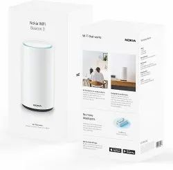 Wireless or Wi-Fi White Nokia WiFi Beacon