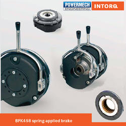 Intorq BFK458 Spring-Applied Brake