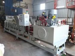 Fully Automatic Coir Pith Briquetting Machine