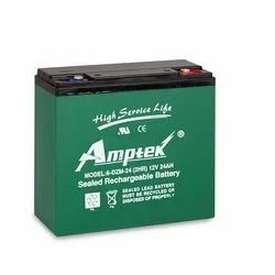 Amptek Electric Bike Battery