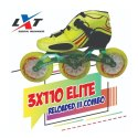 3 x 110 Inline Package with Elite Reloaded III Shoes
