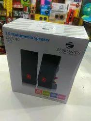 Zebronics 20 Multimedia Speaker