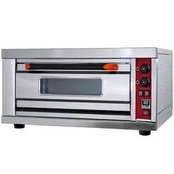 1 Deck With 2 Tray Modern Electric Baking Oven