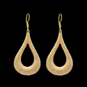 New Style Fashion Women Geometric Shape Hook Earrings