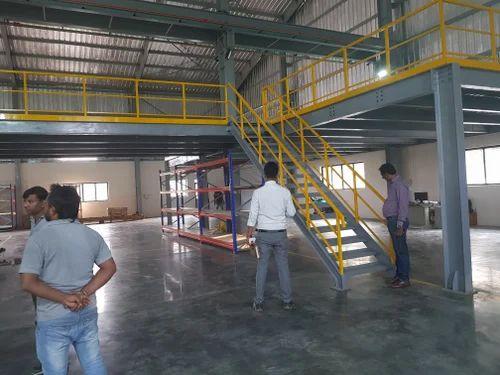 Mezzanine Structure Floor
