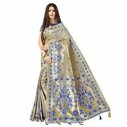 S81 Trendy Kota Silk Saree