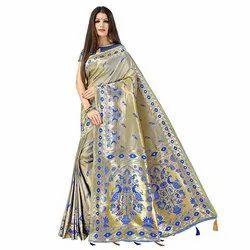 S81 Trendy Kota Silk Saree