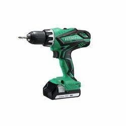 Cordless Drill Driver 18v Ds18ddjl : Hitachi