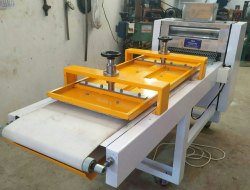Mild Steel Bakery Molder Machine, Automation Grade: Semi-automatic