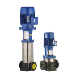 Texmo Vertical Inline Multistage Pump