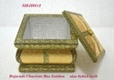 Rajwadi Chocolate  Box Gold