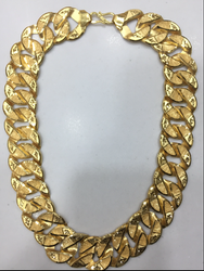 604d80c02aa Manufacturer of CNC Gold Fancy Chain & Ginni Gold Chain 22kt by ...