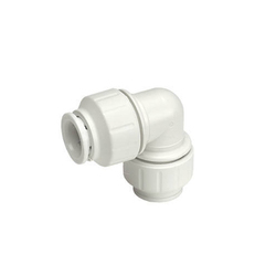 HDPE Push Fit Elbow, Size: 1 Inch