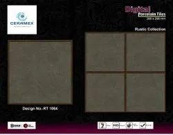Grey Digital Floor Tiles