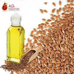 Flaxseed Oil For Flavor and Fragrances