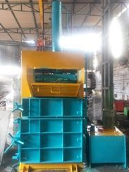 Hydraulic PET Bottle Baling