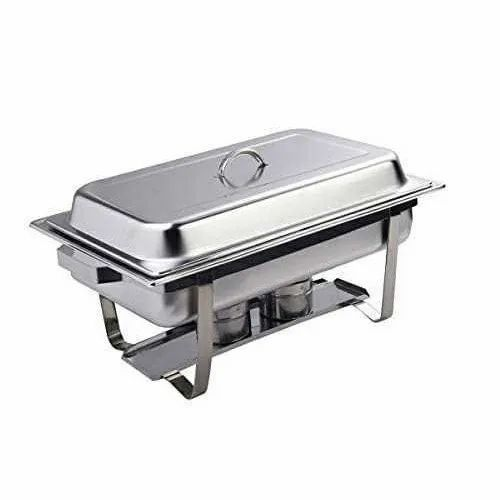 Steel Falcon Stackable Frame Chafing Dish, Capacity: 9l