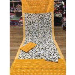 Pochampally Ikat Cotton Dress