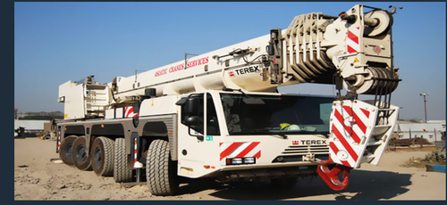 Demag AC 200 TEREX Mobile Telescopic Cranes Services