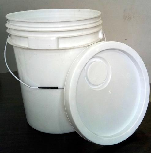 20 L Plain Paint Bucket