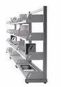 Two Side Book Rack- Library Rack - Adjustable Rack- Align