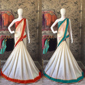 Casual Wear Cotton Silk Plain Saree