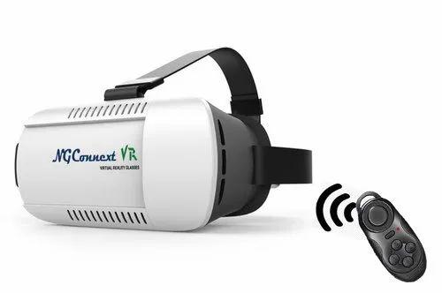 d2664d74ba NG Connext White VR Box Virtual Reality Glasses