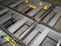 Stainless Steel Chain Driven Roller Conveyors, Length: 10-20 Feet