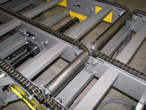 Stainless Steel Chain Driven Roller Conveyors Length 10