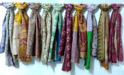 Vintage Silk Scarfs