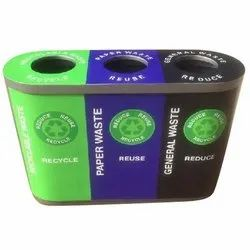 FRP Color Recycle Dustbins