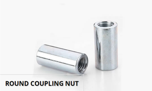 CFL round coupling nut