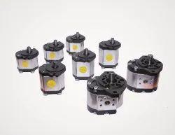 Torque Hydraulic Gear Pump, 1.8lpm to 100lpm, 1cc to 66cc/rev