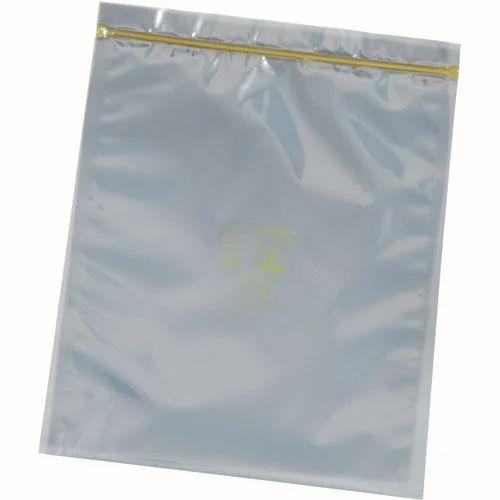 Anti Static Zip Lock Bag